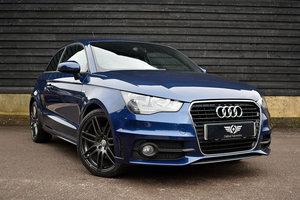 Audi A1 1.4 TFSi S Line FSH+RAC Approved