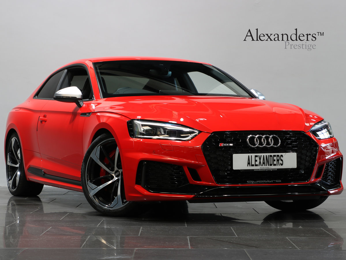 2018 18 18 AUDI RS5 2.9 V6 TFSI AUTO For Sale (picture 1 of 12)