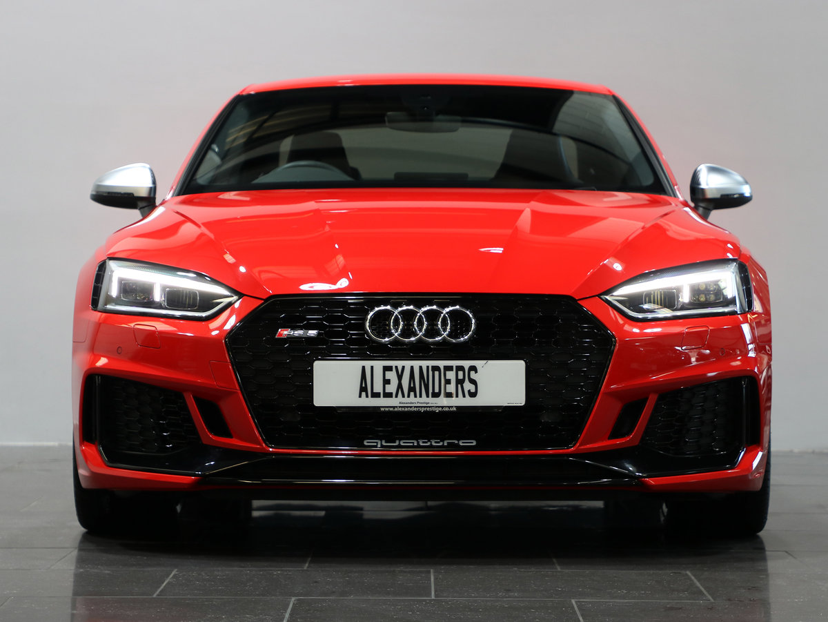 2018 18 18 AUDI RS5 2.9 V6 TFSI AUTO For Sale (picture 8 of 12)