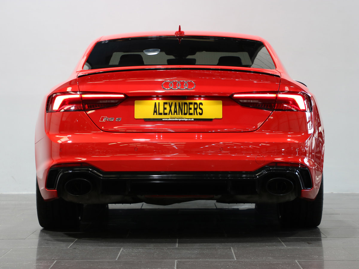 2018 18 18 AUDI RS5 2.9 V6 TFSI AUTO For Sale (picture 9 of 12)