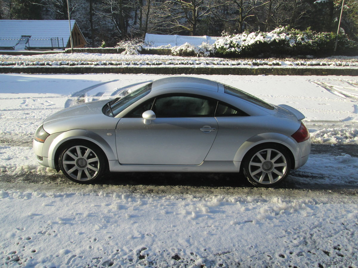 2003 Audi TT quattro For Sale (picture 1 of 12)