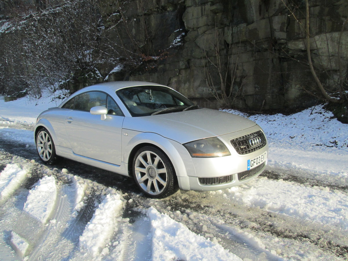 2003 Audi TT quattro For Sale (picture 2 of 12)