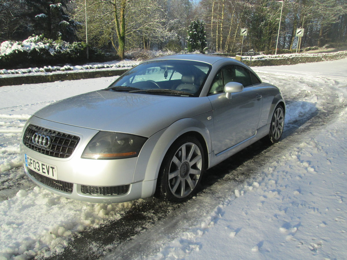 2003 Audi TT quattro For Sale (picture 4 of 12)