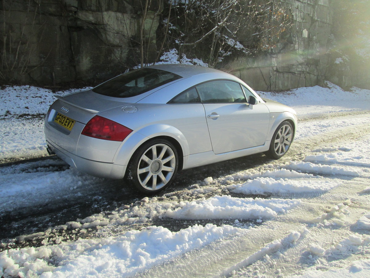 2003 Audi TT quattro For Sale (picture 7 of 12)