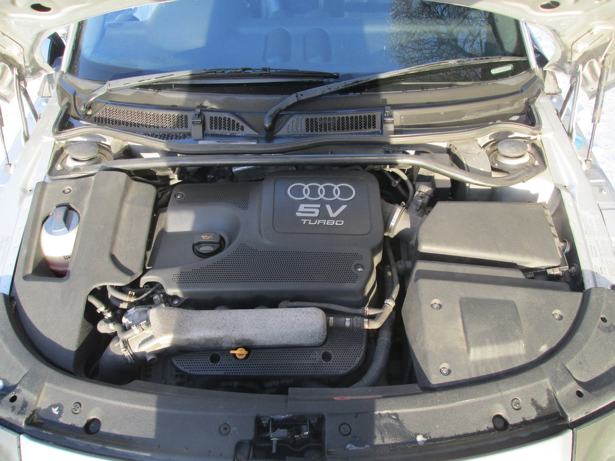 2003 Audi TT quattro For Sale (picture 11 of 12)