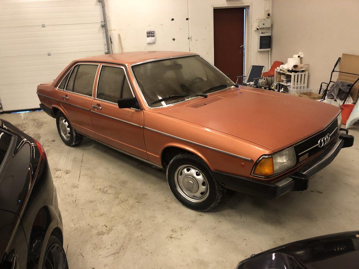 Audi 100 GL 5E Original condition!