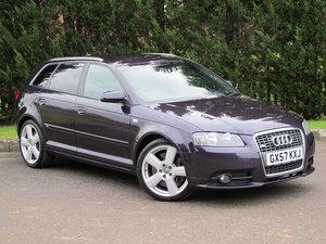 Picture of 2007 Audi A3 Sportback 3.2 quattro S Line Manual For Sale