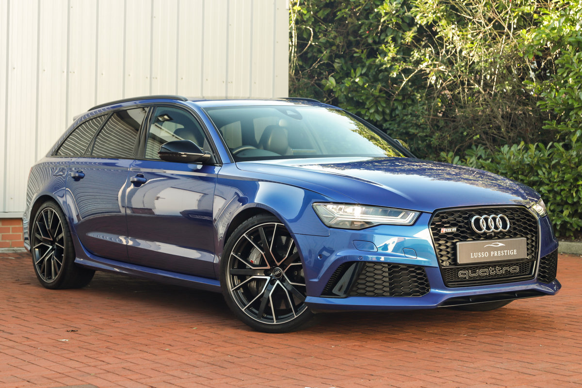 2017 Audi RS6 Performance - Ceramic Brakes & Dynamic Pack Plus For Sale (picture 1 of 25)