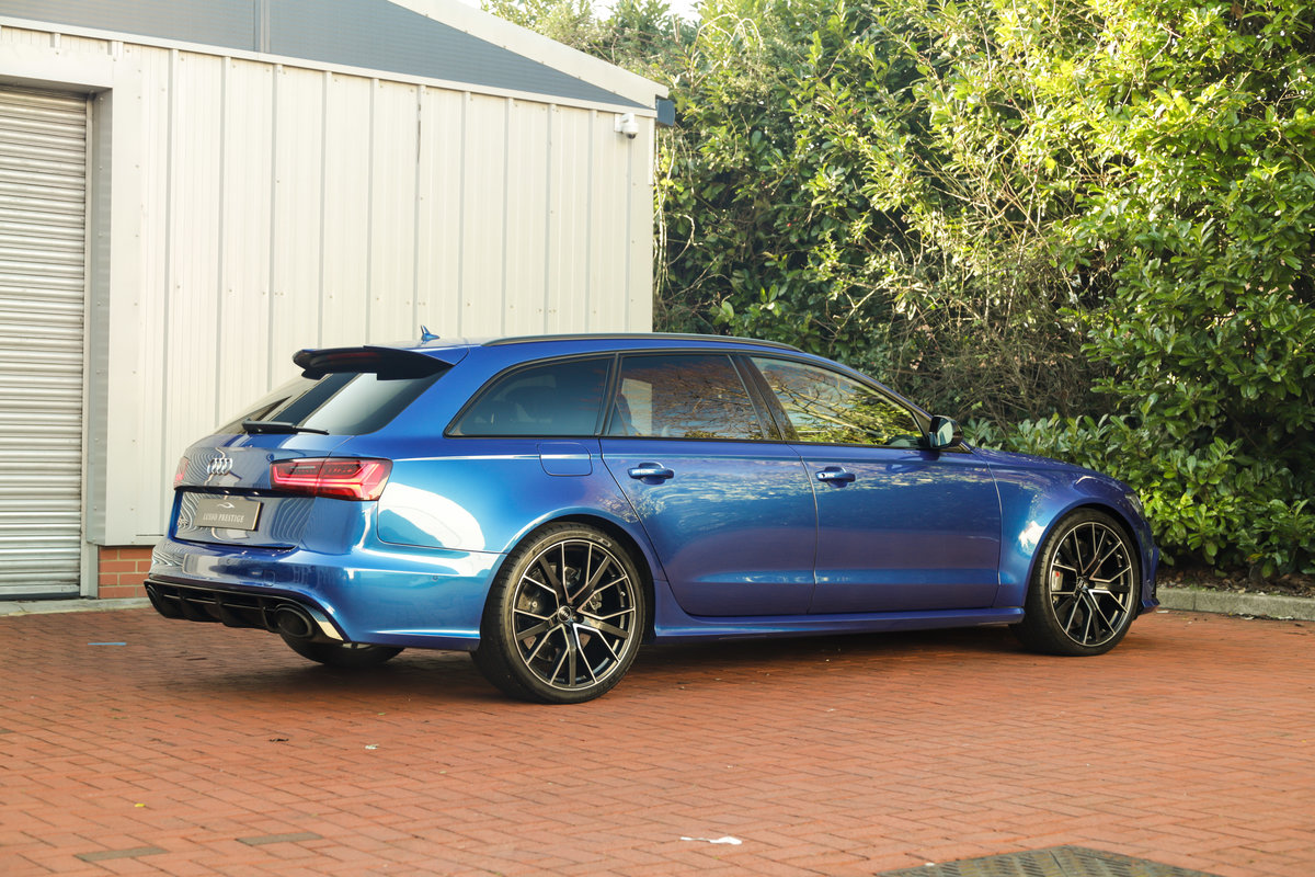2017 Audi RS6 Performance - Ceramic Brakes & Dynamic Pack Plus For Sale (picture 3 of 25)