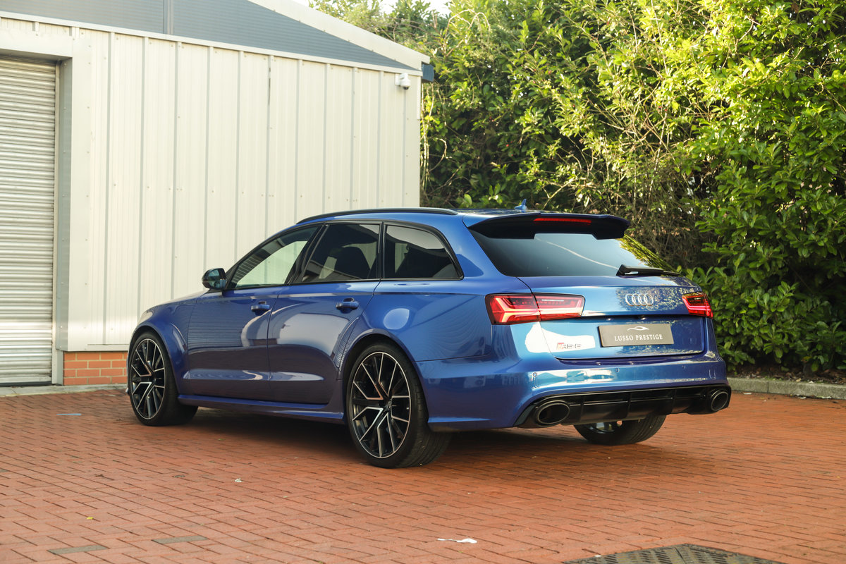 2017 Audi RS6 Performance - Ceramic Brakes & Dynamic Pack Plus For Sale (picture 5 of 25)