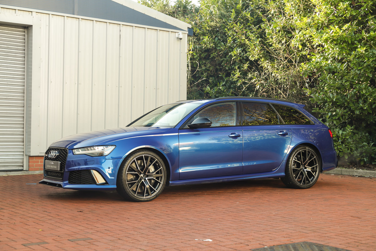 2017 Audi RS6 Performance - Ceramic Brakes & Dynamic Pack Plus For Sale (picture 7 of 25)