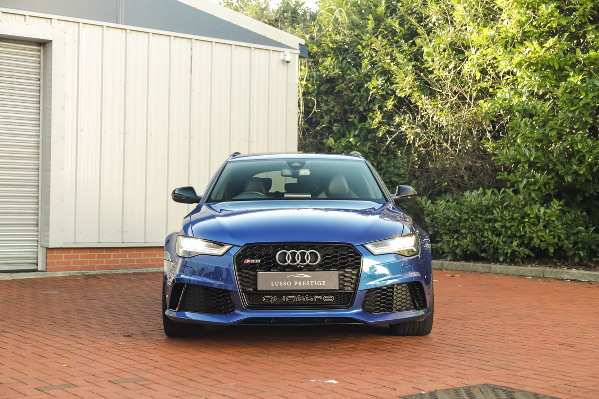 2017 Audi RS6 Performance - Ceramic Brakes & Dynamic Pack Plus For Sale (picture 8 of 25)