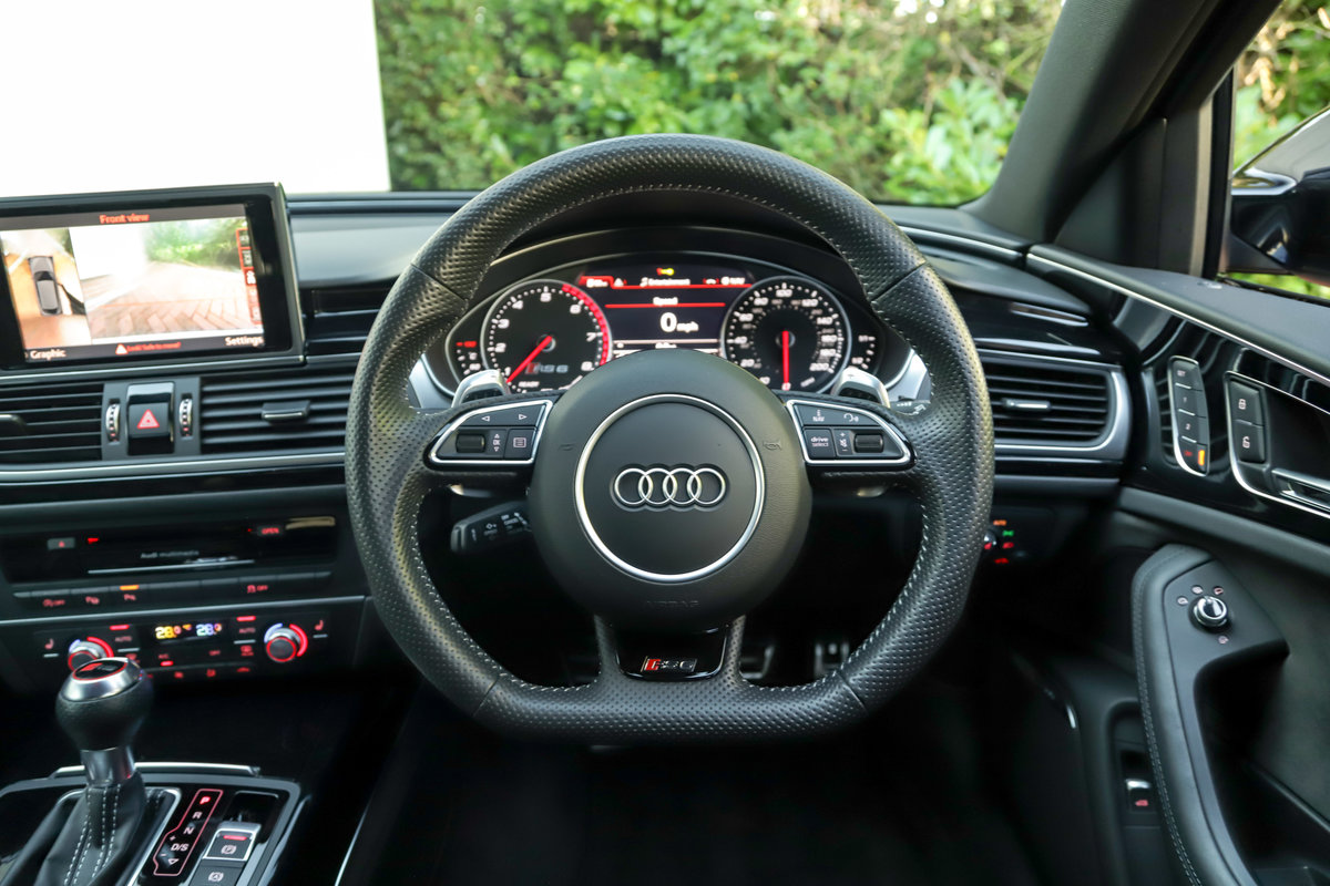 2017 Audi RS6 Performance - Ceramic Brakes & Dynamic Pack Plus For Sale (picture 21 of 25)