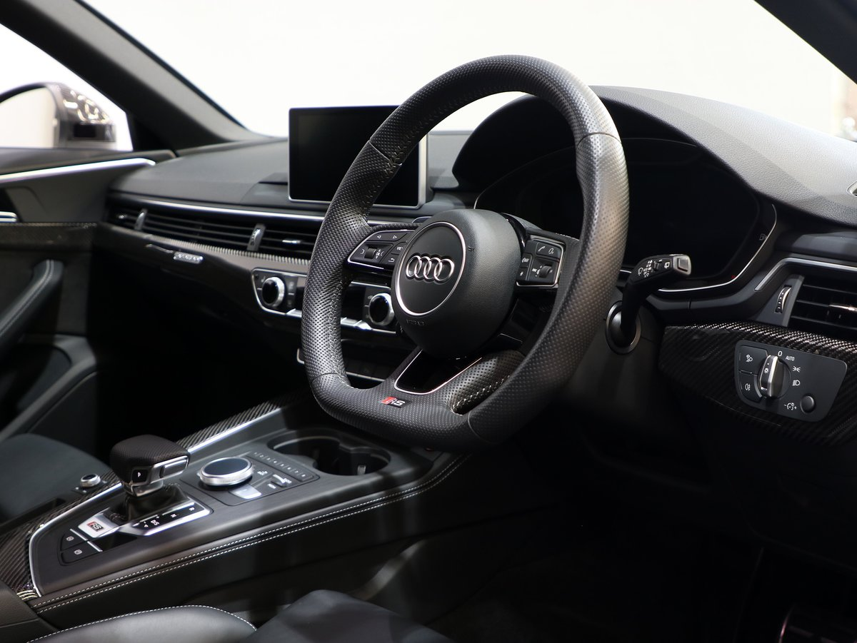 2018 18 67 AUDI RS4 2.9 TFSI QUATTRO AVANT AUTO For Sale (picture 5 of 12)