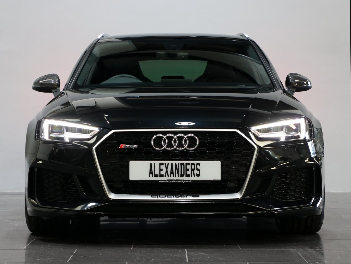 2018 18 67 AUDI RS4 2.9 TFSI QUATTRO AVANT AUTO For Sale (picture 9 of 12)