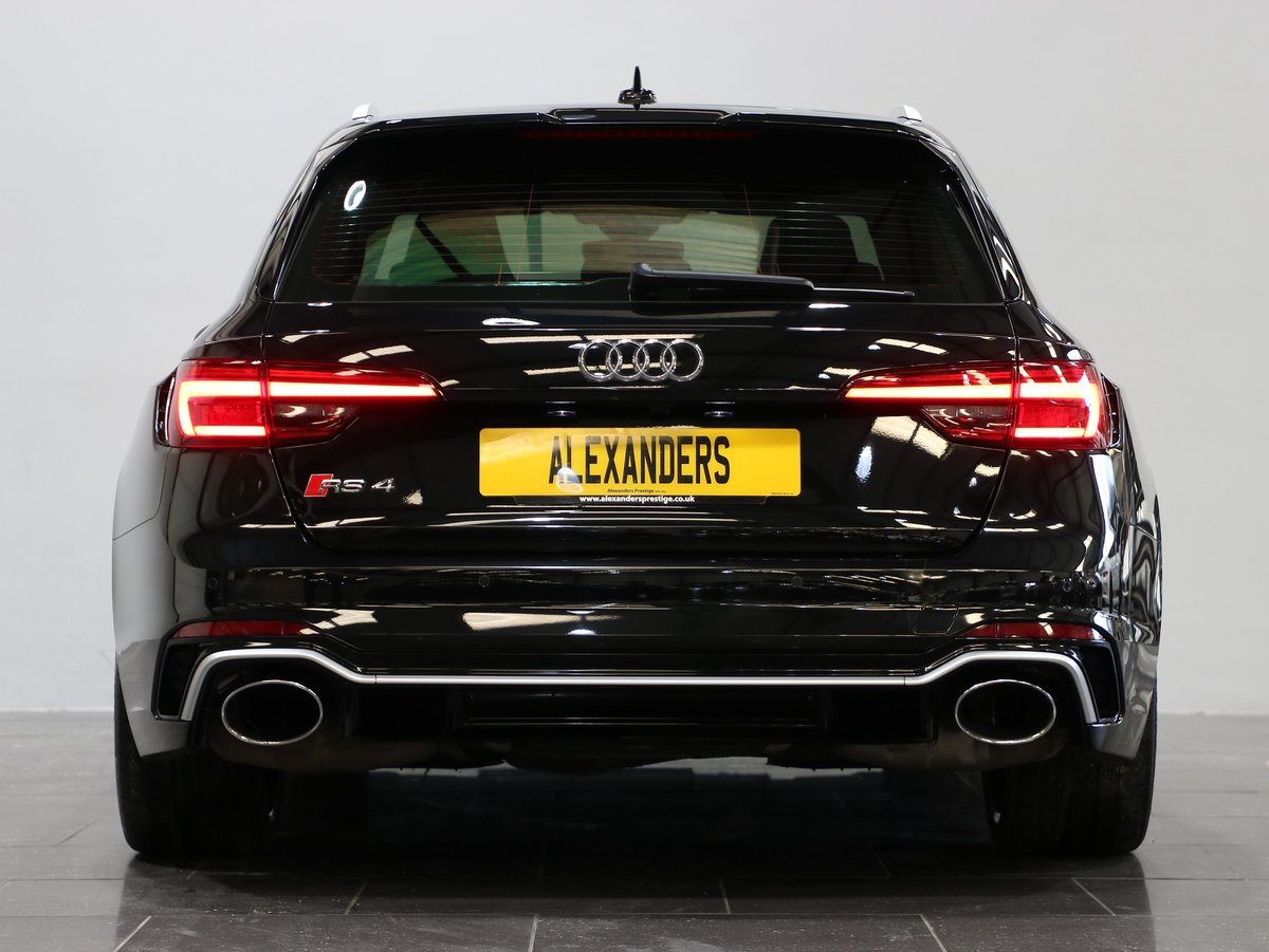2018 18 67 AUDI RS4 2.9 TFSI QUATTRO AVANT AUTO For Sale (picture 11 of 12)
