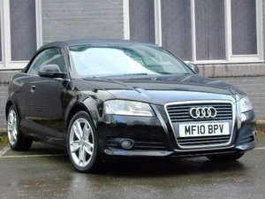 Picture of 2010 Audi A3 Cabriolet 1.6 TDI Sport 2dr SOLD