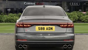 Picture of 1998 S88 ADN Cherished reg, Ideal 'S8/S8 BAD/ADN' private plate For Sale