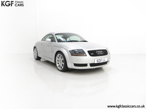 Picture of 2002 A Superb Mk1 Audi TT Quattro Coupé with 39,981 Miles SOLD