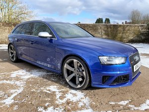 Picture of 2014 Audi RS4 (B8) Avant Quattro Auto - a real sledgehammer SOLD