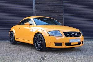 Audi MK1 TT 3.2 V6 Quattro Coupe DSG Auto (64,686 miles)