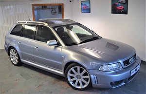 Picture of 2001 Audi RS4 2.7 Bi-Turbo * STUNNING CONDITION * For Sale