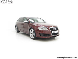 Picture of 2010 A Ballistic Audi C6 RS6 Avant Plus Edition with 23,242 Miles SOLD