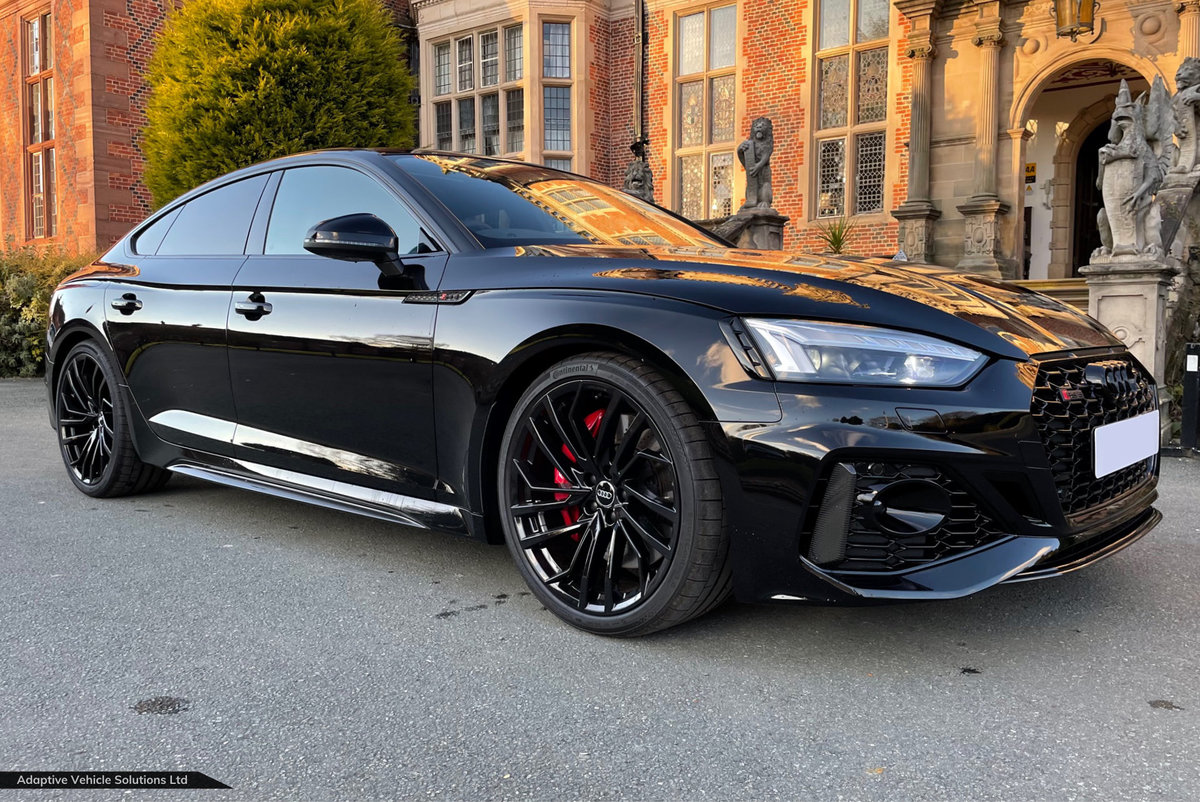2021 Save £3,400.00 - Audi RS5 Carbon Black - Big Spec For Sale (picture 1 of 5)