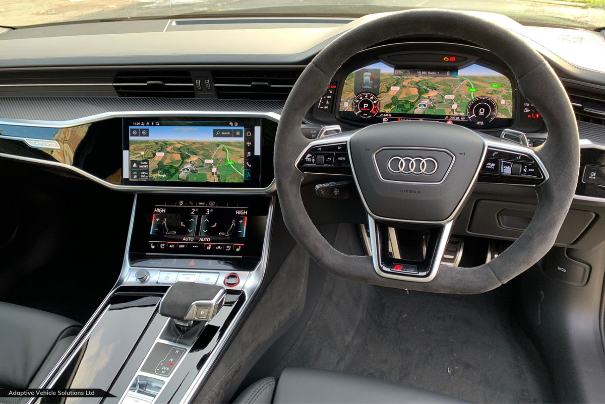 2021 Save £5000 Off - Audi RS6 Carbon Black - Big Spec For Sale (picture 5 of 7)