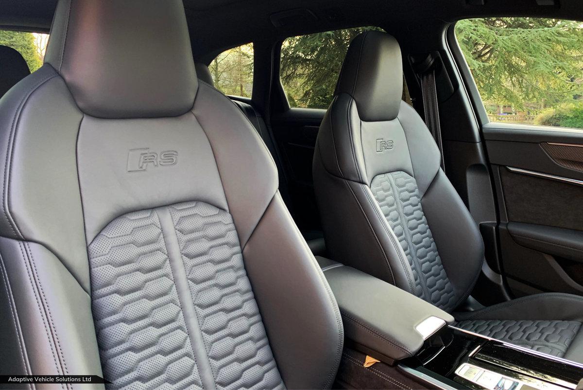 2021 Save £5000 Off - Audi RS6 Carbon Black - Big Spec For ...