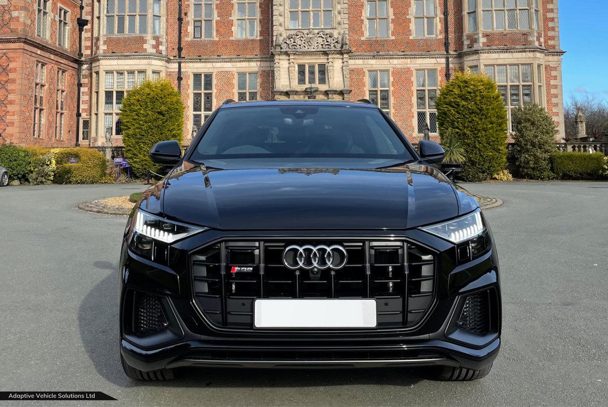 2021 Save Over £3500 - Audi SQ8 Black Edition - Massive Spec For Sale (picture 3 of 6)