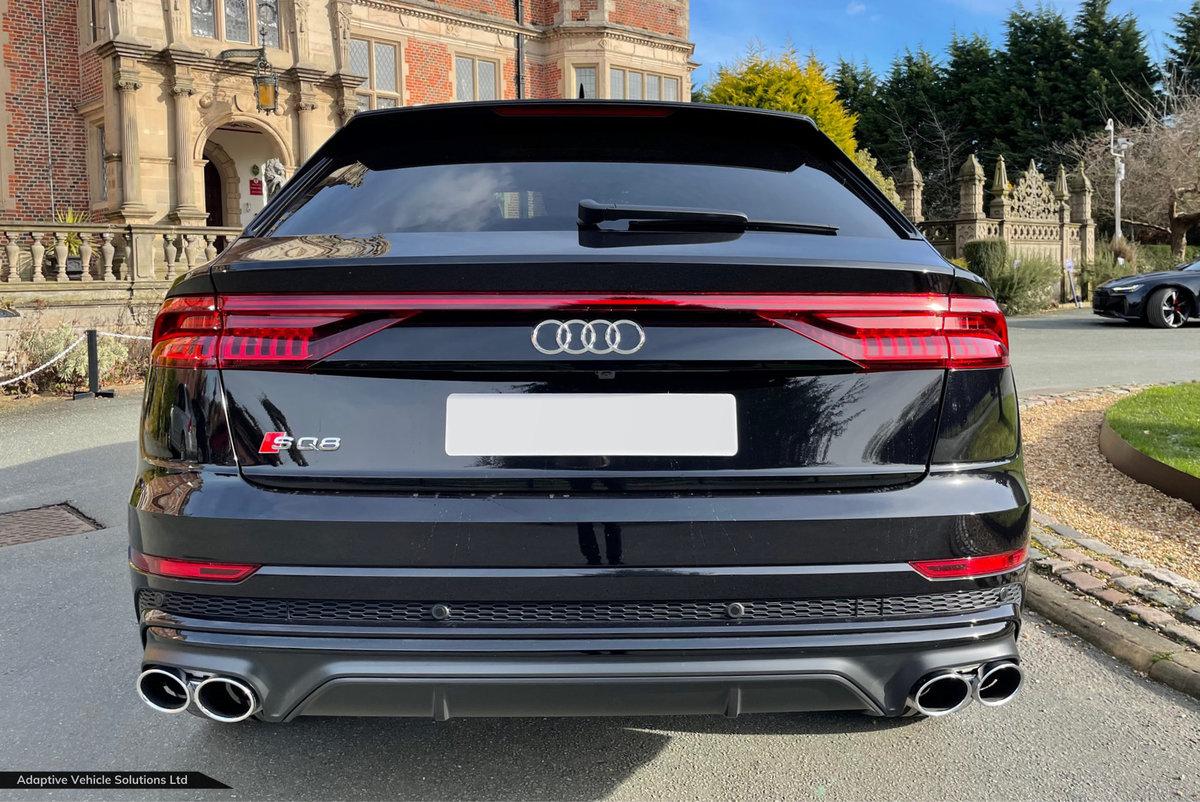 2021 Save Over £3500 - Audi SQ8 Black Edition - Massive Spec For Sale (picture 4 of 6)