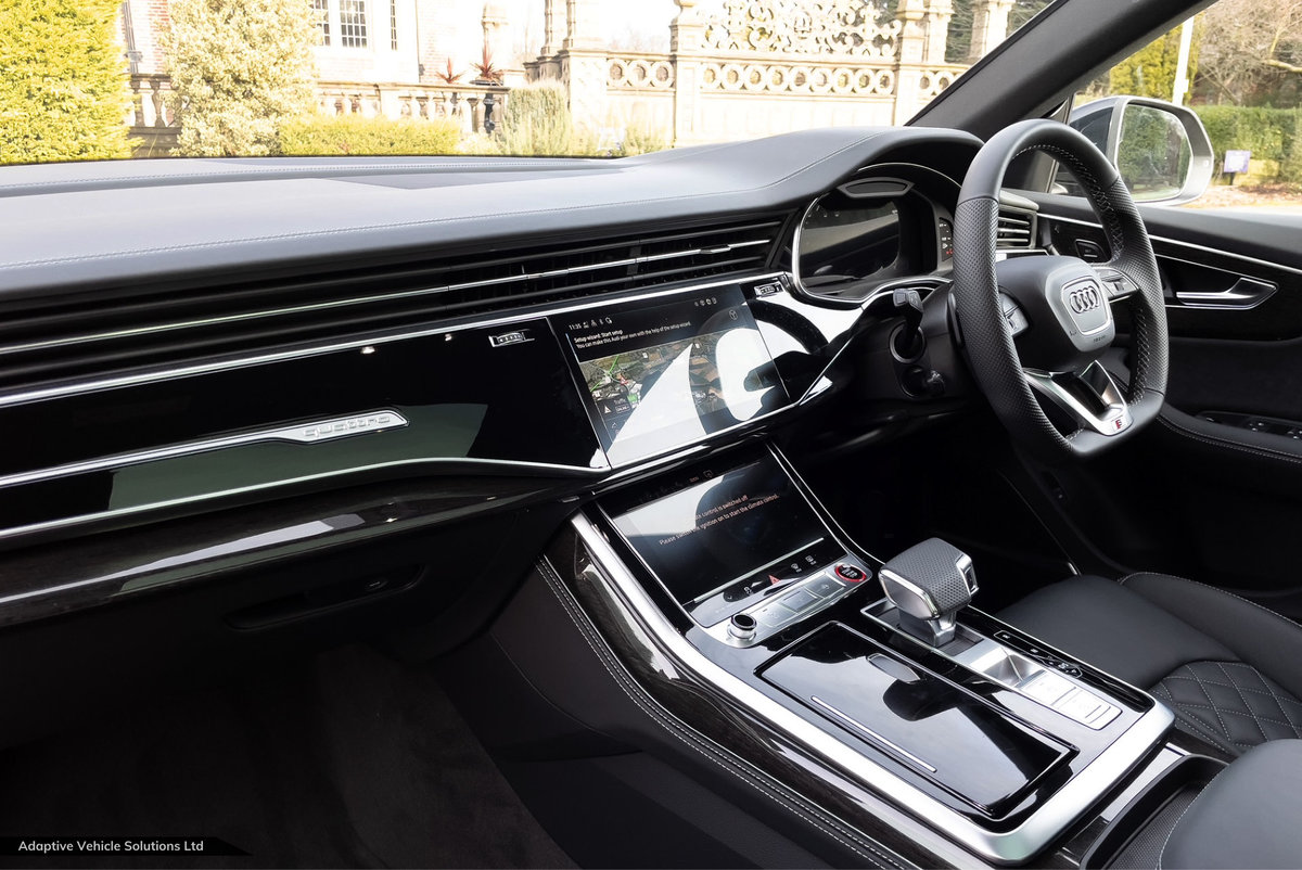 2021 Save Over £3500 - Audi SQ8 Black Edition - Massive Spec For Sale (picture 5 of 6)