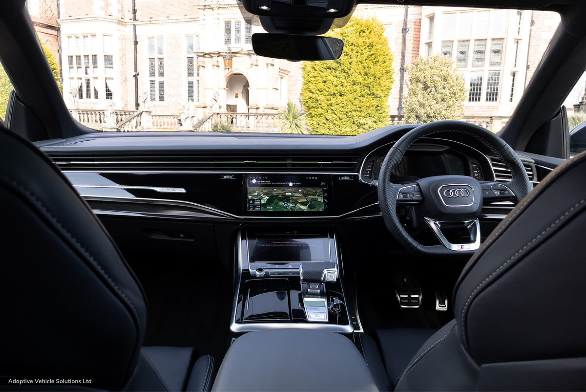 2021 Save Over £3500 - Audi SQ8 Black Edition - Massive Spec For Sale (picture 6 of 6)