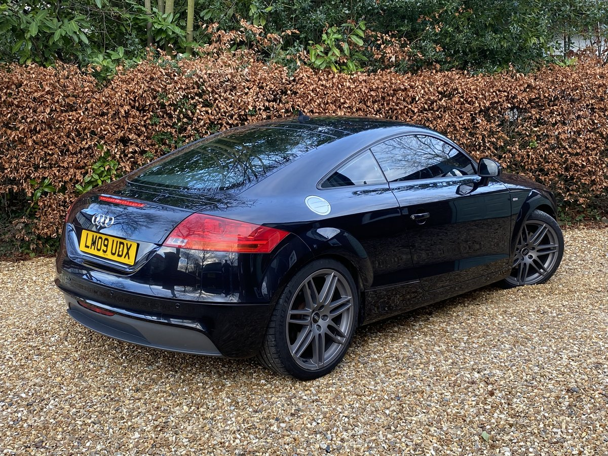 2009 AUDI TT S LINE QUATTRO S TRONIC SPECIAL EDITION SOLD (picture 3 of 12)