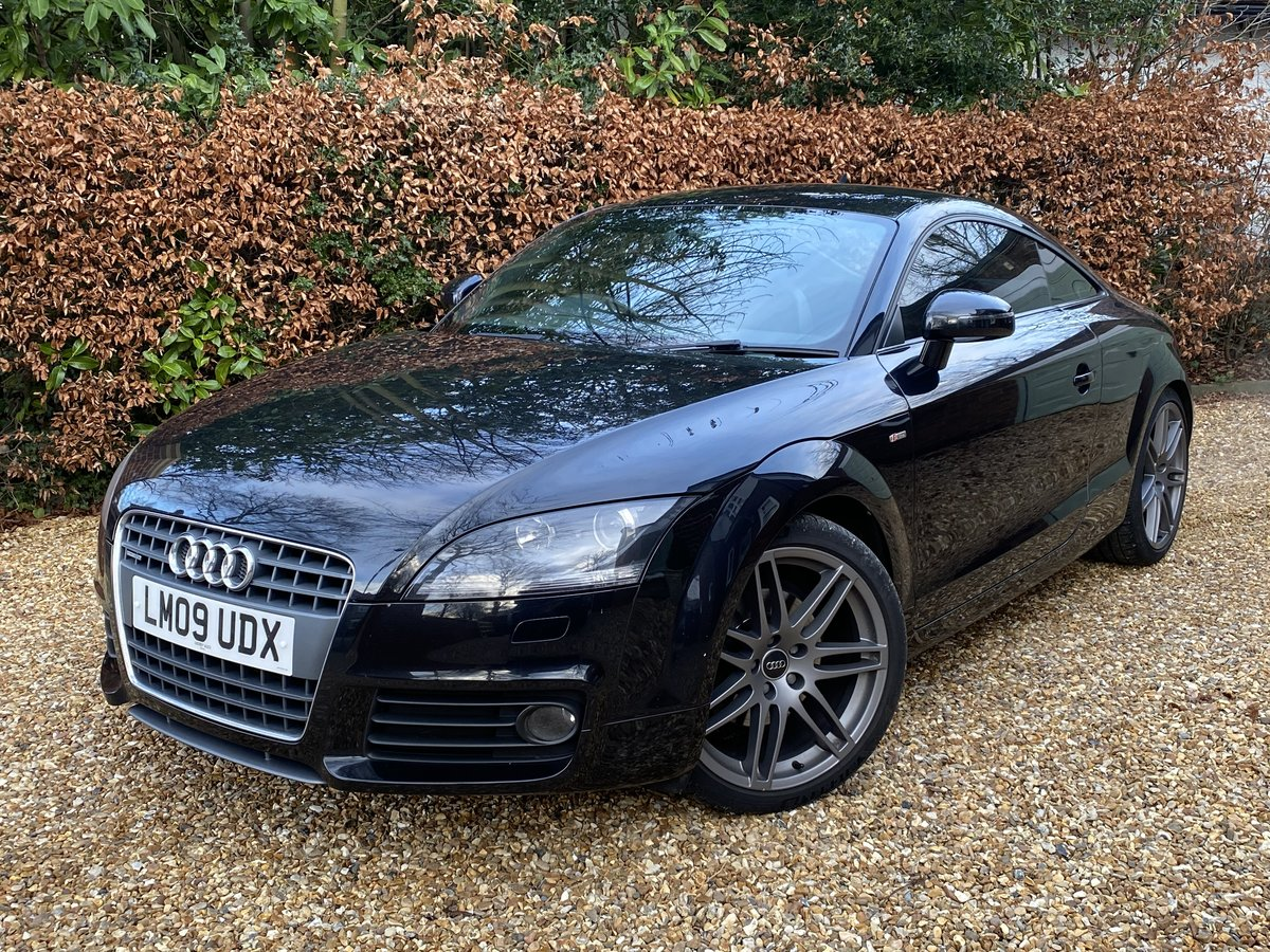 2009 AUDI TT S LINE QUATTRO S TRONIC SPECIAL EDITION SOLD (picture 4 of 12)