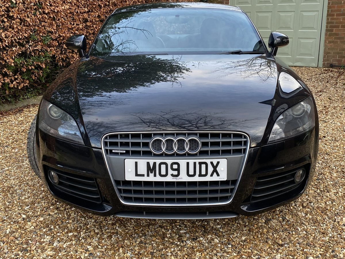 2009 AUDI TT S LINE QUATTRO S TRONIC SPECIAL EDITION SOLD (picture 5 of 12)