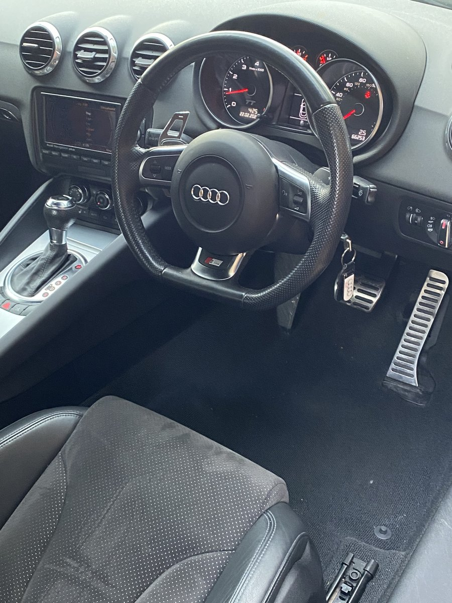 2009 AUDI TT S LINE QUATTRO S TRONIC SPECIAL EDITION SOLD (picture 6 of 12)