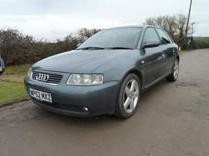 Picture of 2003 A3 Tdi 130 BHP For Sale