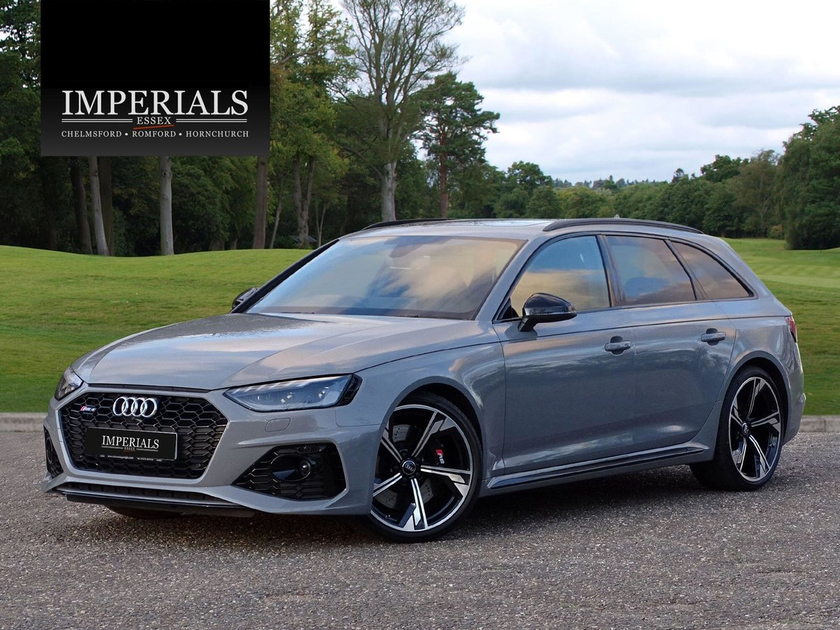 2020 Audi RS4 SOLD (picture 1 of 20)