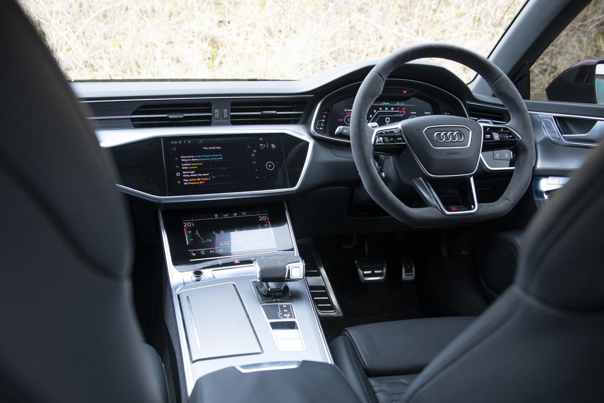 2020 Audi RS7 4.0 TFSI V8 Carbon Black Sportback 5dr SOLD (picture 3 of 5)