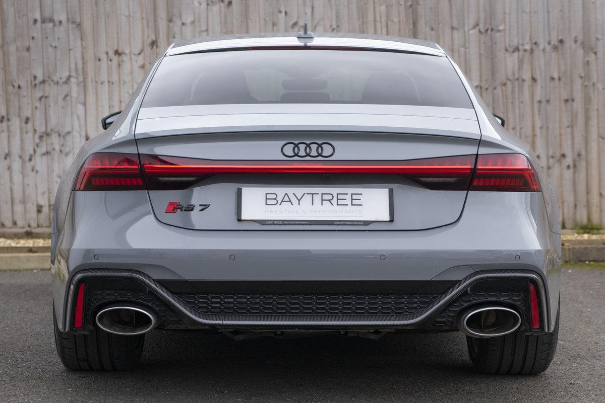 2020 Audi RS7 4.0 TFSI V8 Carbon Black Sportback 5dr SOLD (picture 4 of 5)