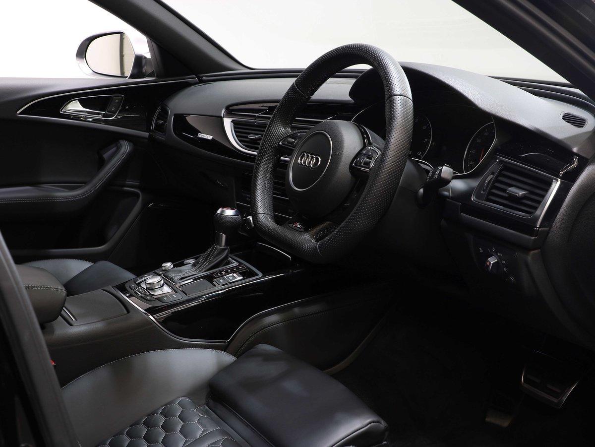 2014 14 64 AUDI RS6 4.0T FSI V8 AVANT QUATTRO AUTO For Sale (picture 5 of 12)
