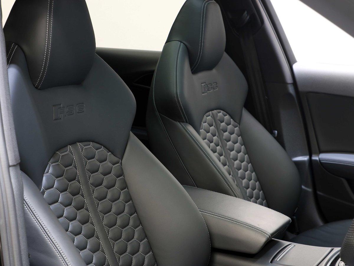 2014 14 64 AUDI RS6 4.0T FSI V8 AVANT QUATTRO AUTO For Sale (picture 6 of 12)