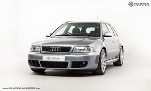 Picture of 2001 AUDI B5 RS4 AVANT // 95K MILES // AVUS SILVER For Sale