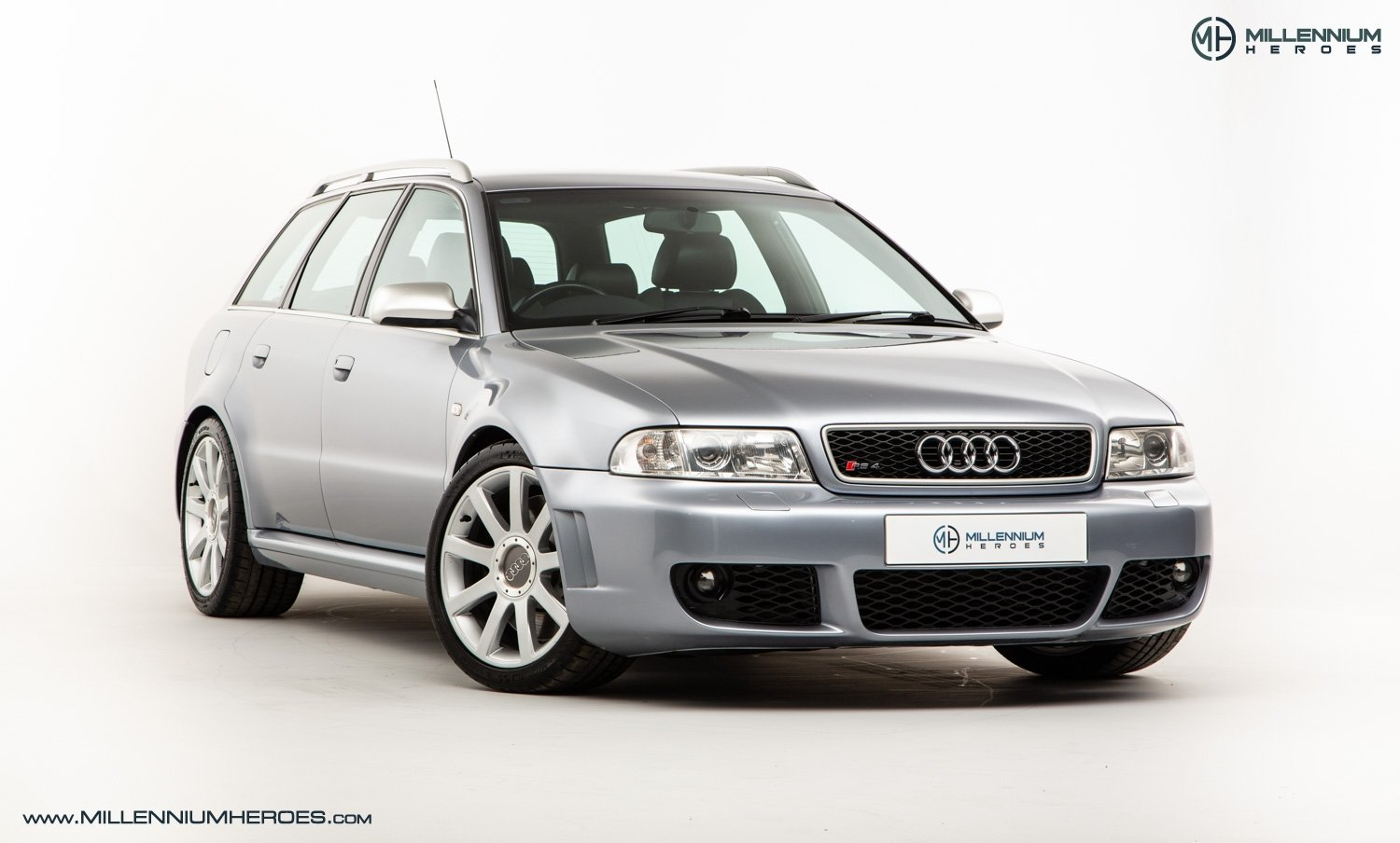 2001 AUDI B5 RS4 AVANT // 95K MILES // AVUS SILVER For Sale (picture 6 of 28)