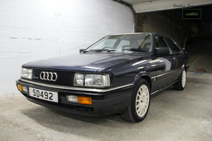 Audi Coupe Quattro 34,813 miles 2 owners