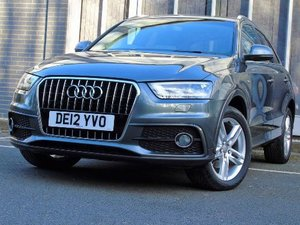 Picture of 2012 Audi Q3 2.0 TDI S line 5dr SOLD