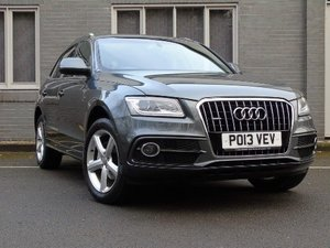 Picture of 2013 Audi Q5 2.0 TDI S line S Tronic quattro (s/s) 5dr SOLD