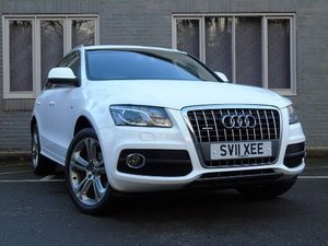 Picture of 2011 Audi Q5 2.0 TDI S line Special Edition quattro 5dr SOLD
